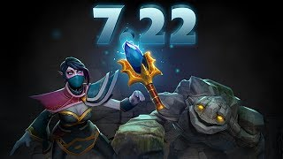 Everything you need to know about Dota 2 Patch 7.22
