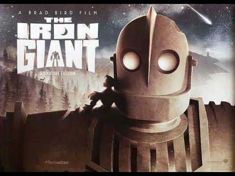 Norty's Brad Bird Retrospective: The Iron Giant