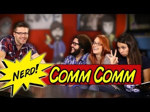Sexy Time Punishments and Gay Pride Video Game Characters! It's Nerd Comment Commentary!