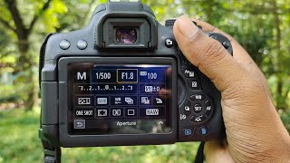 Best Entry Level DSLR | Canon EOS 750D Full Review In Hindi