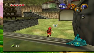 Boomers Only Ocarina of Time Random with Soul