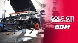 BOOST! | Golf 7 GTI Turboupgrade by BBM