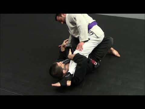 3 X-Guard sweeps combo - BJJ open guard