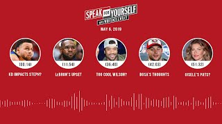 SPEAK FOR YOURSELF Audio Podcast (5.6.19) with Marcellus Wiley, Jason Whitlock | SPEAK FOR YOURSELF