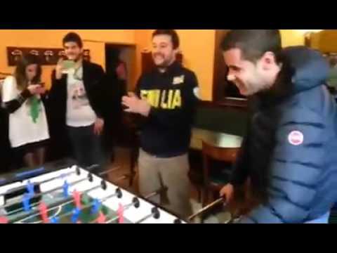 Emilia Romagna - Alan Fabbri Matteo Salvini