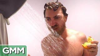 Testing the Shower Orange Craze