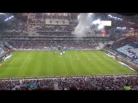 Olympique Marseille - As Saint Etienne 28 September 2014