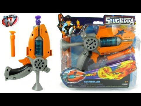 SlugTerra Eli's Blaster