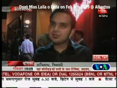 Laila O Laila Bollywood Arabian Nights with Udita Goswami LIVE...