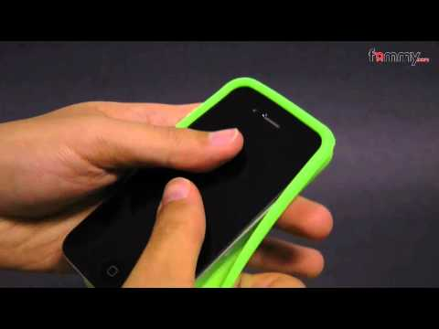 Amzer Hybrid Protector Case for the iPhone 4 Review in HD