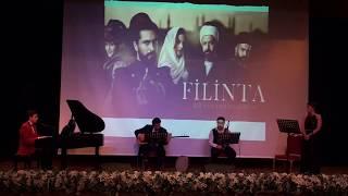 Filinta DİZİ FİLM JENERİK MÜZİĞİ Türk Televizyon TRT Dizisi Enstrümantal Fon Müzikleri Piyano Konser