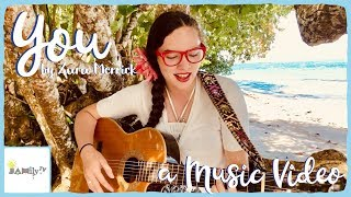YOU by Zara Merrick | A MUSIC VIDEO | TAFATAFA BEACH | UPOLU SAMOA | SAMOAN VLOG