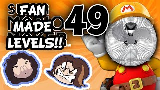 Super Mario Maker: Fire and APPLE JUICE - PART 49 - Game Grumps
