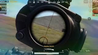 PUBG MOBILE Funny Ace Sniper Skill