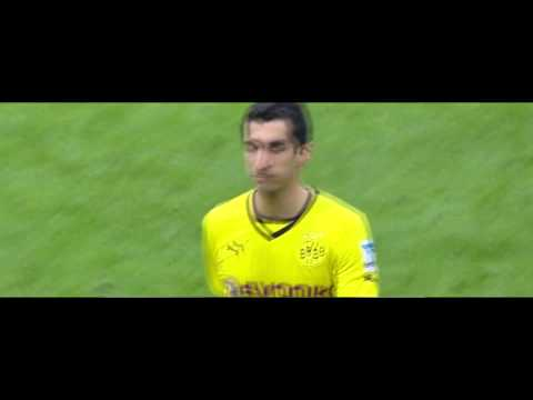 Henrikh Mkhitaryan vs Bayern München (Away) 12.04.2014 HD 1080p