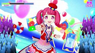 Playing SwitchPara - StarMilkySoleil's Fortune Party