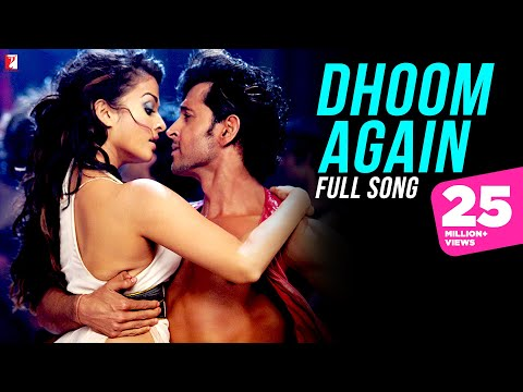 Dhoom Again - Full Song | Dhoom:2 | Hrithik Roshan | Aishwarya Rai | Vishal | Dominique