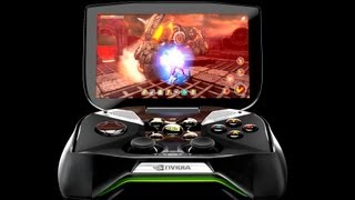 NVIDIA Project Shield - CES 2013 Live Event Coverage!