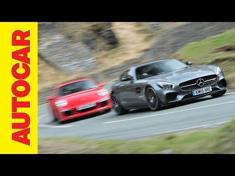 All-new Mercedes AMG GT S vs Porsche 911 GTS head-to-head