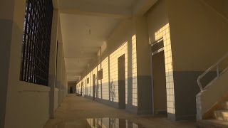 Cerablus'taki 'işkence merkezi' tekrar liseye dönüşüyor