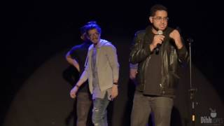 Dihh Lopes - Briga contra os Haters - Stand up Comedy