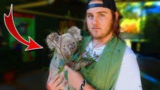 Redneck visits Australia