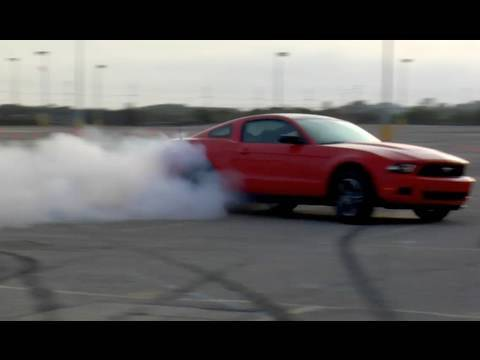 First Oil Change Shelby Gt500 2013 2014 Team Shelby | Autos Weblog
