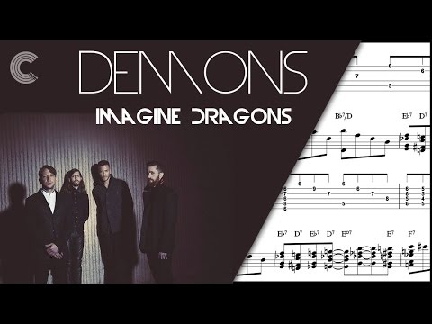 Cornet - Demons - Imagine Dragons - Sheet Music, Chords and Vocals