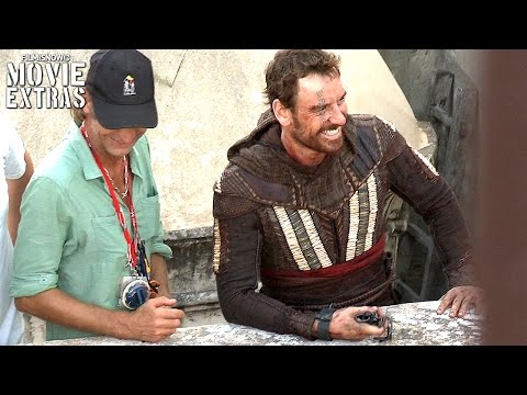 Go Behind The Scenes Of Assassin's Creed (2016)