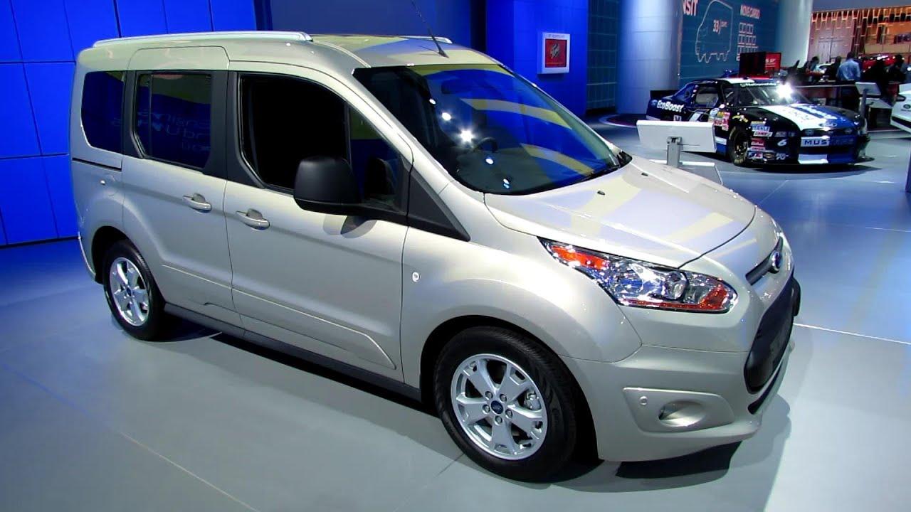 Yeni Ford Connect 2014 Fiyatlar   Autos Weblog