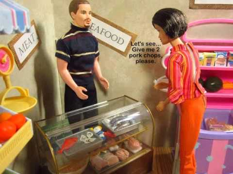A Barbie Fashion Doll Story Ep #1 A Barbie Fashion Doll Story