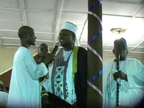 SHEIKH ALIU CISSE IN MOLID IGANDO 2013