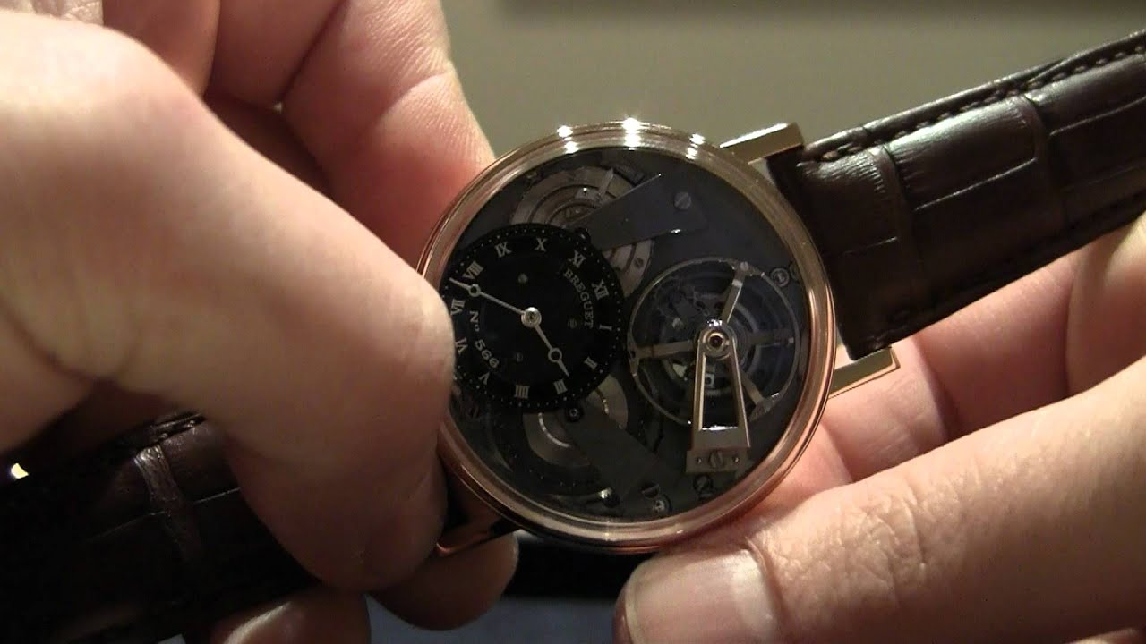 Breguet Tradition Tourbillon Breguet Tradition Tourbillon