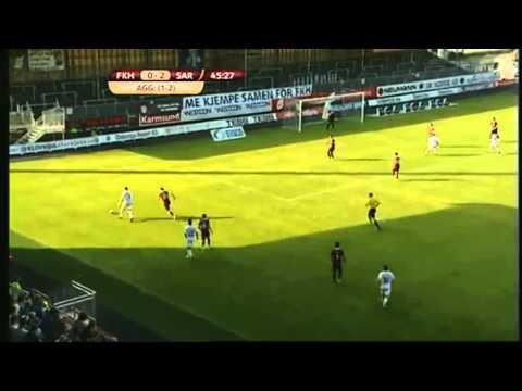 Haugesund 1 - 3 Sarajevo | Highlights