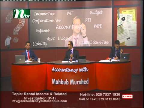 Accountancy with Mahbub S1 161114