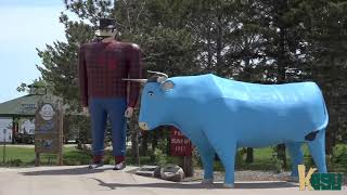What To Do: Bemidji- Episode 1, Paul and Babe
