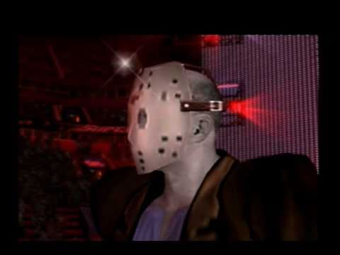 Wwe Smackdown Vs Raw 2011 - Freddy Kruegger And Jason Voorhees (Mi Caw)(PS2)