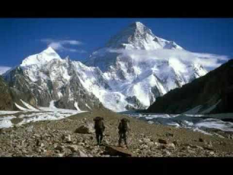 K2 Mountain world second highest mountain K2 Tribute pakistan - YouTube