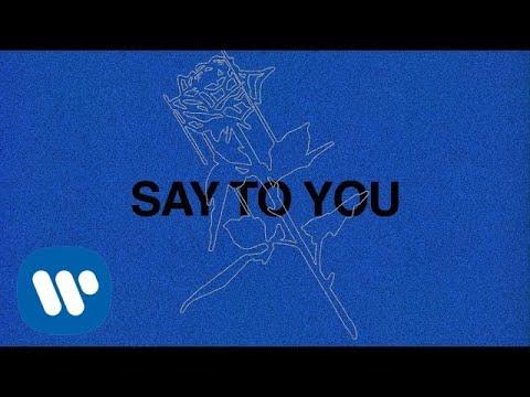 Download Ali Gatie - Say to You    Mp4 baru