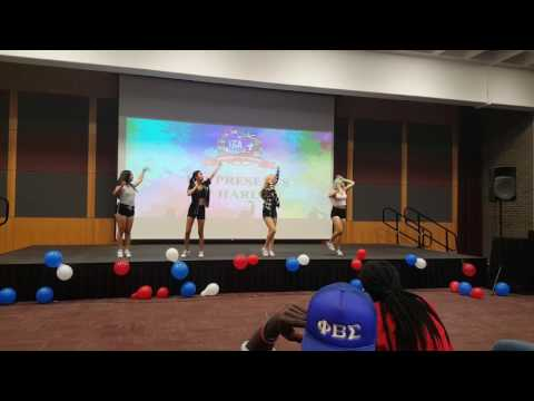 Whistle - BLACKPINK Dance Cover (HARU @ ISA's Colors Of Nations 2016)