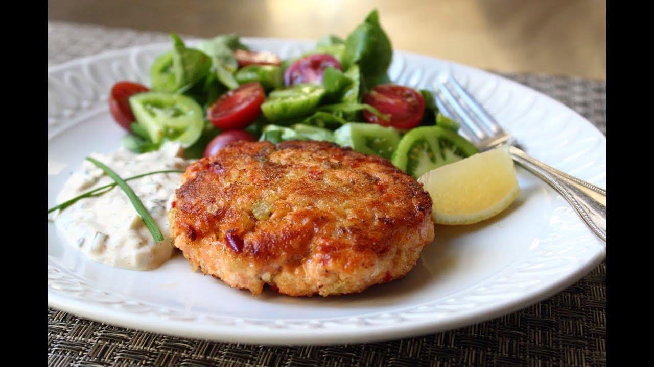 Sauce Recipe For Salmon Cakes