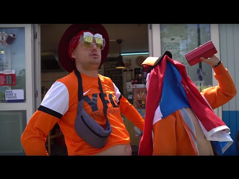 The Dutch made a sour song about not going to the UEFA Euro 16