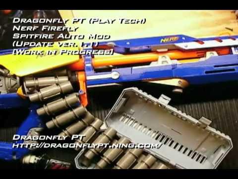 Spitfire PT FireFly Mod Update Ver1.1