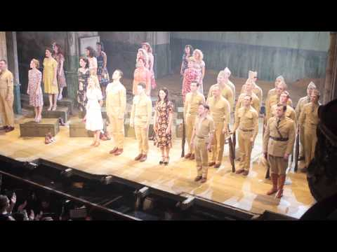 From Here To Eternity Musical - Press Night
