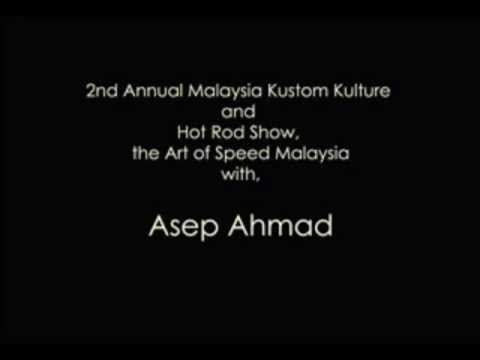 Art of Speed Malaysia 2013, THE LOUNGE (Radio Interview)