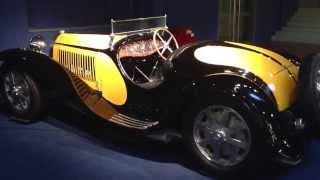 Bugatti coach 1934 type 55