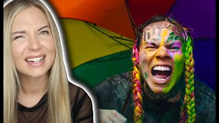 6IX9INE- GOOBA (Official Music Video) | REACTION