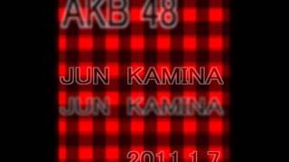 神名純がAKB48 の{ヘビーローテーション}をアレンジして歌いました!!