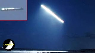 Mystery UFO Sighted In Brazil! Historic Cigar Shaped UFOs June 2016