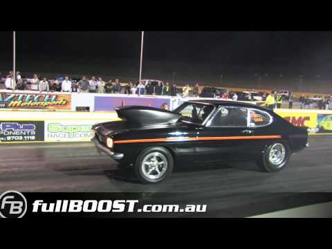 Ford Capri NX Generation 632ci Chev big block V8